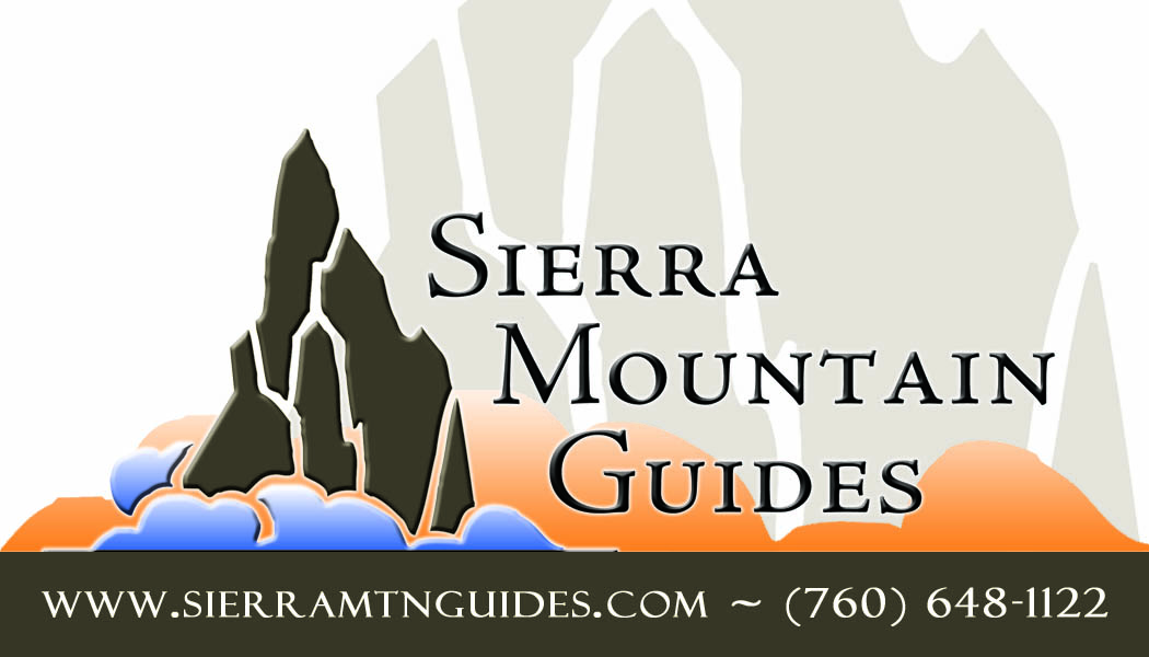 about us professional mountain guides sierra mountain guides rh sierramtnguides com High Sierra Mountains Sierra Nevada Mountains