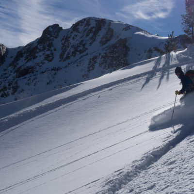 Skiing the Negatives.