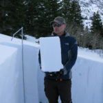 Discussing snowpack tests