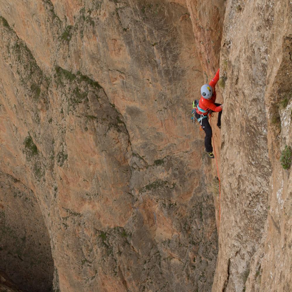 Climbing n Morocco! photo: Kris Erickson