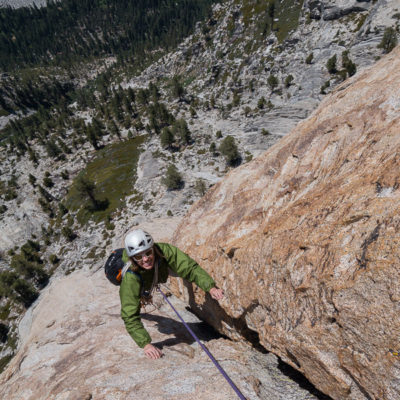 5.8 crack/stem on pitch 8
