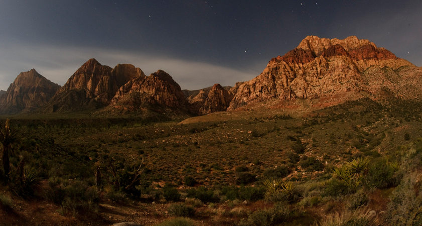 Red Rock Canyon photo: Garrett Grove