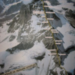 Hornli Ridge topo