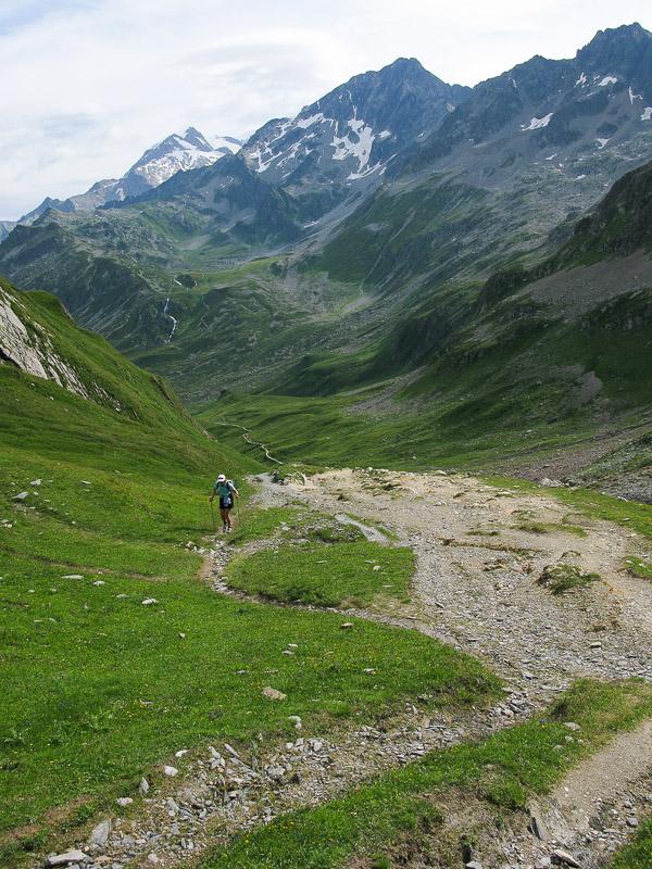 Tour Du Mont Blanc Mountain Running Sierra Mountain Guides