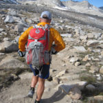 Fastpacking over Piute Pass