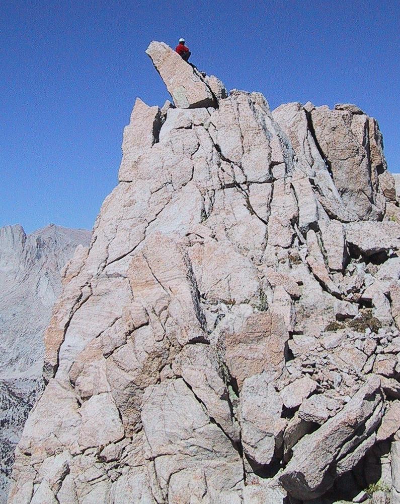 Lone Pine Peak Sierra Mountain Guides