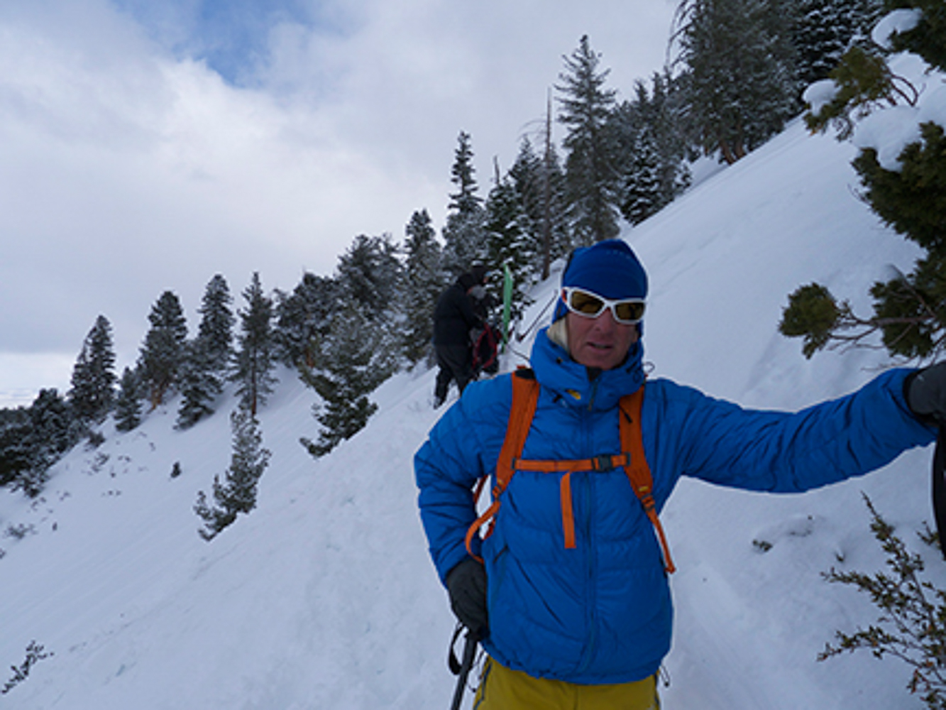 aiare 1 avalanche course sierra mountain guides rh sierramtnguides com High Sierra Mountains Sierra Nevada