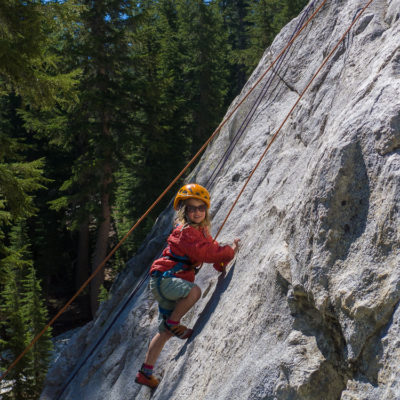 Horseshoe Slabs, Mammoth Lakes