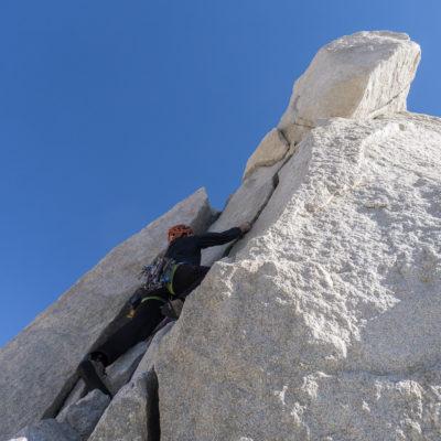 North Buttress Merriam Peak