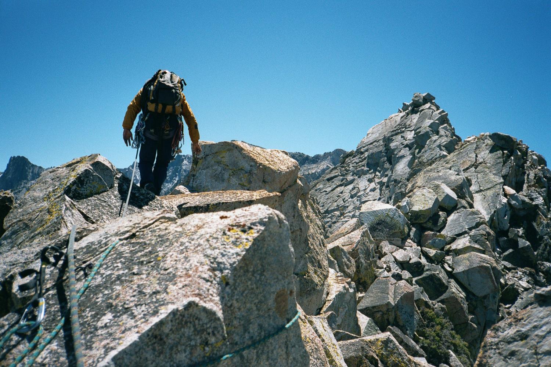 Crystal Crag Sierra Mountain Guides