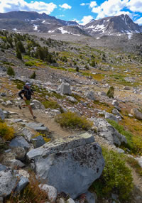 Mountain Running Fastpacking and Hiking  Guides