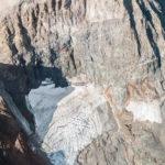 Aerial view of Mt. Dana