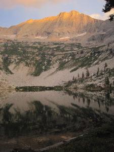 Mt. Stewart and Tamarack Lake