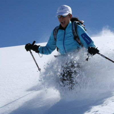 Sierra powder skiing. Any questions?