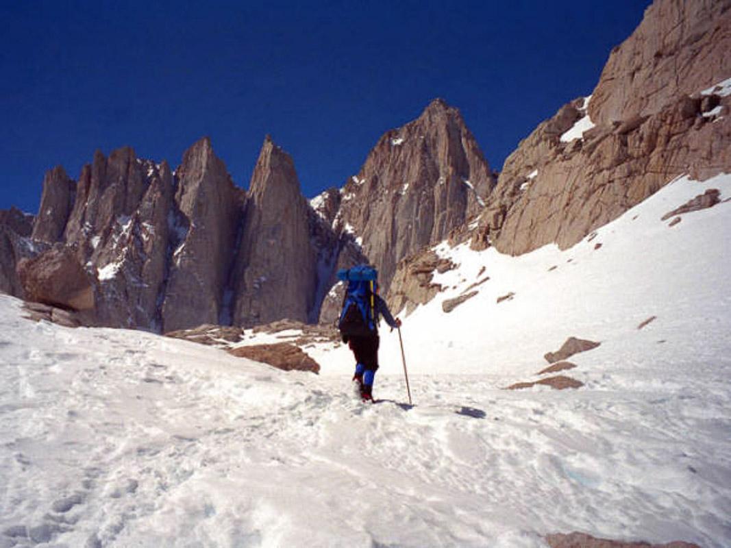 mount whitney  u2013 winter   u2013 sierra mountain guides