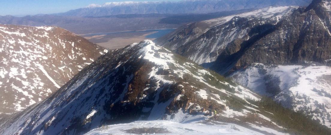 eastern sierra backcountry snow report november 24th 2015 sierra rh sierramtnguides com Eastern Sierra Nevada Weather Eastern Sierra Campsites