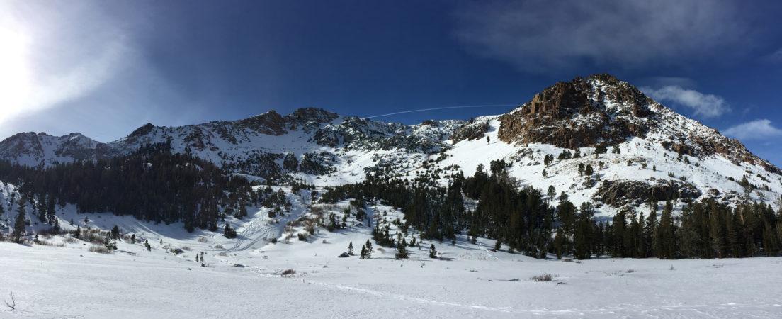 eastern sierra backcountry snow report december 18th 2015 rh sierramtnguides com East Lake Sierra Nevada Eastern Sierra Hiking