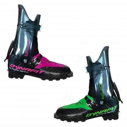 "Dynafit's modern $2500 ""ski running"" boot."
