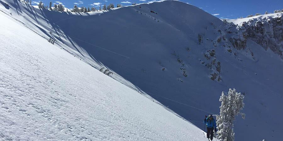 eastern sierra backcountry snow report december 11th 2016 rh sierramtnguides com Eastern Sierra Hiking East Lake Sierra Nevada
