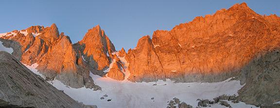Matterhorn & the Sawtooth Ridge